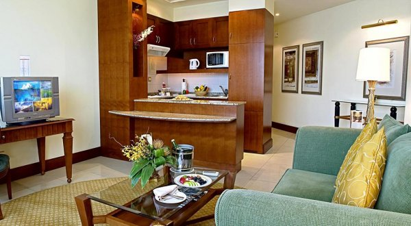 Pearl City Suites - Deluxe Hotel Apartment