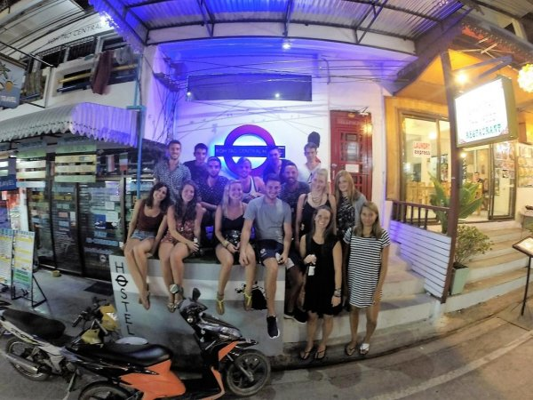 Koh Tao Central Hostel