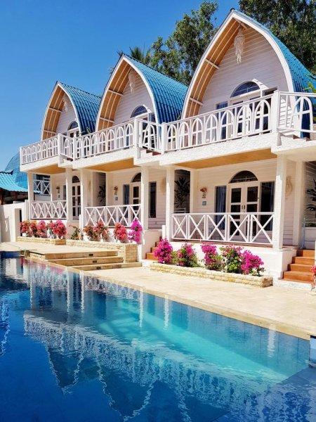 Santorini Resort Gili Trawangan