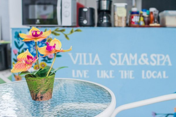Villa Siam and Spa
