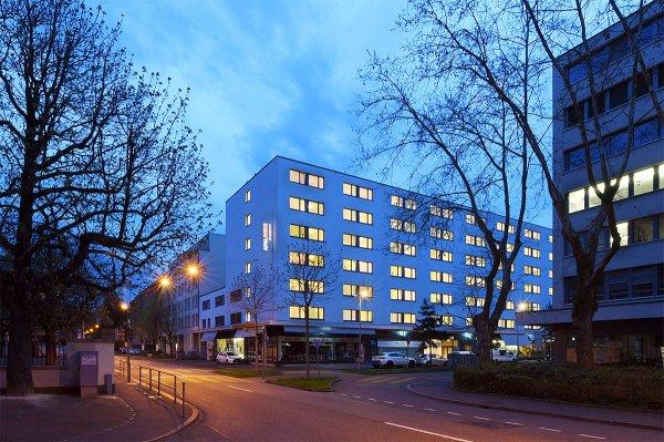 APALIVING Budgethotel Basel