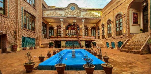 Arian Hostel Tehran (Razzaz House)