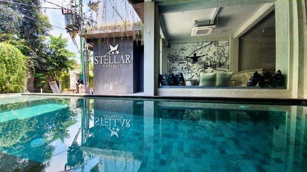 Stellar Capsules - Hostel
