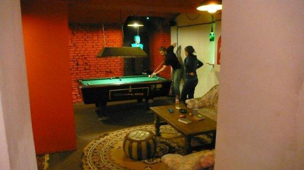 Hostal  Marabou Prague