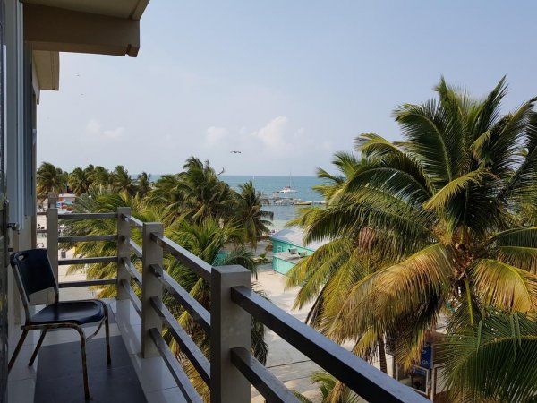 Ocean Front Condos the Club at Caye Caulker