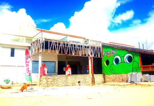 Boho Beach Hostel
