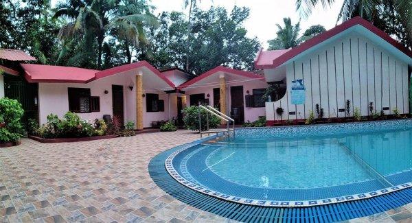 Hotel Boons Ark Anjuna Goa