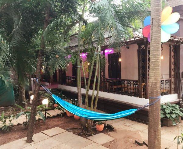 Cohostel Goa