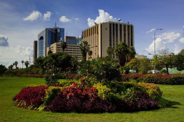 Ledger Plaza Hotel Nairobi