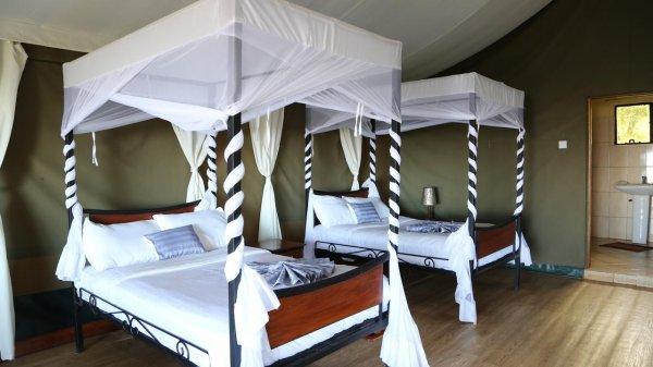 Ngorongoro Wild Camps
