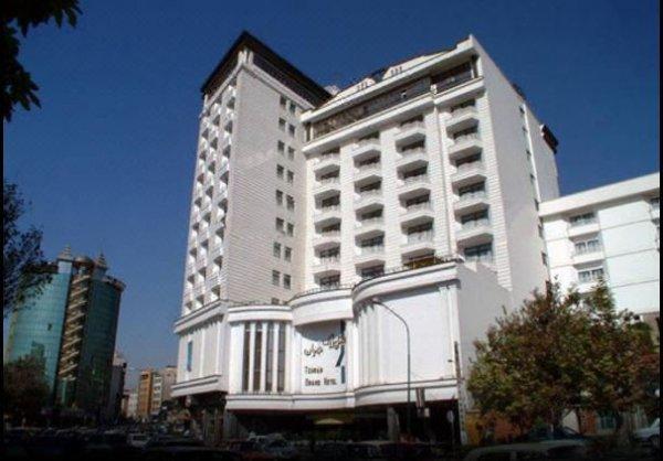 Tehran Grand Hotel 1