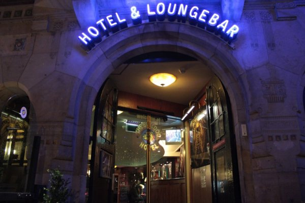The Bulldog Hotel Amsterdam