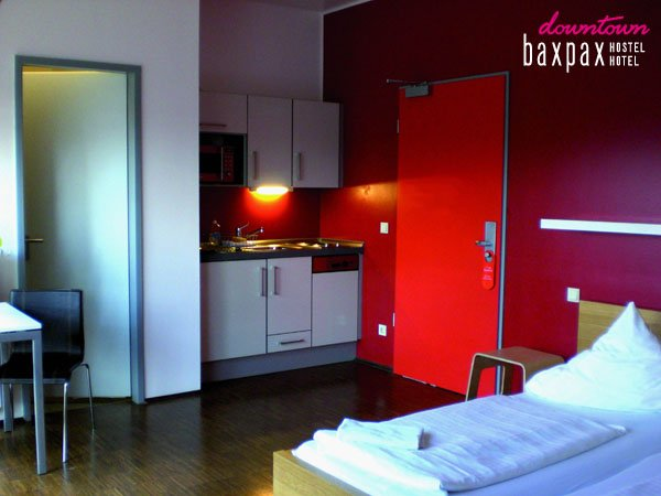 Auberge Baxpax Downtown  Hotel