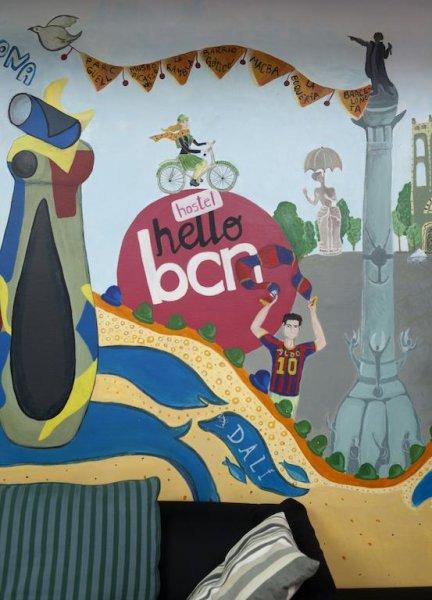 HelloBCN Hostel