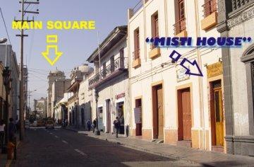 Posada 'Misti House'